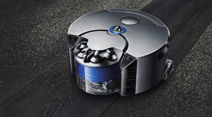 Dyson 360 Eye aspiradora silenciosa featured