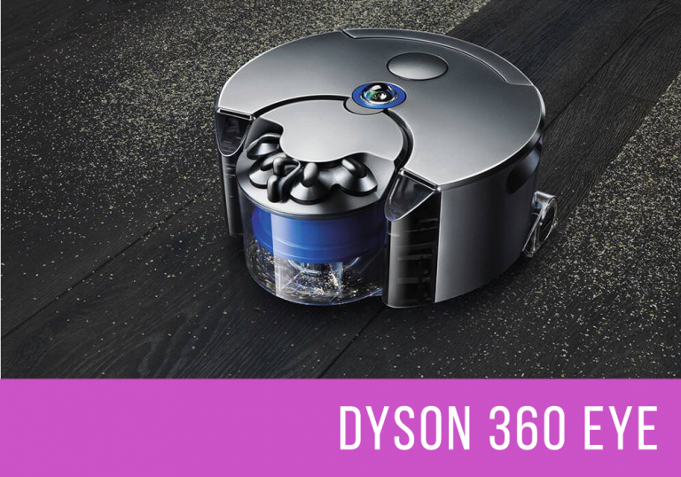 Dyson 360 Eye aspiradora silenciosa featured