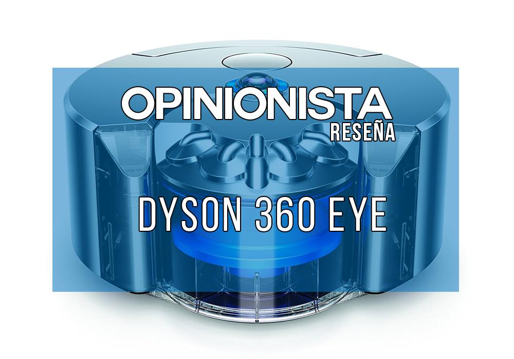 Dyson 360 Eye aspiradora silenciosa Principal