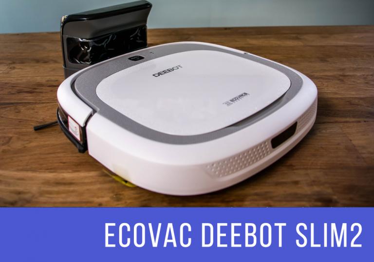 Ecovac Deebot Slim2 robot aspirador barato Destacado