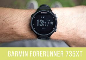 Garmin Forerunner 735XT reloj para triatlón destacada