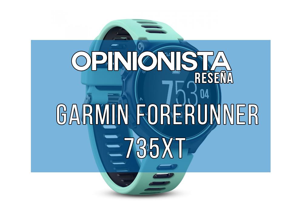 Garmin Forerunner 735XT reloj para triatlón Principal