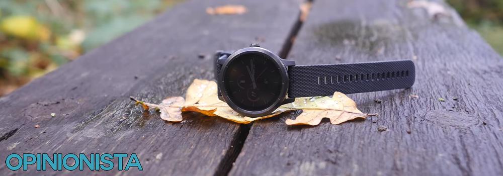 Garmin Vivoactive 3 reloj con pulsómetro integrado diseño