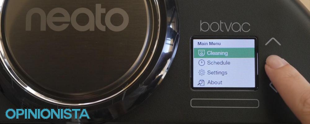 mejor robot aspirador calidad precio Neato 2