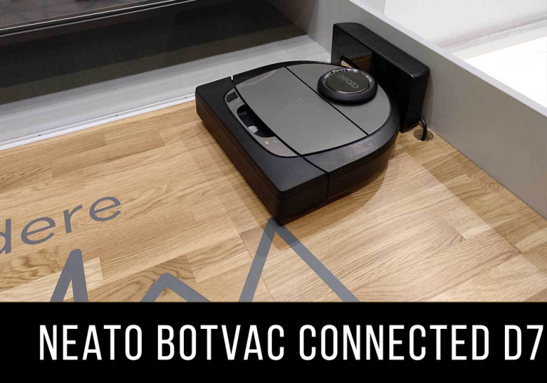 Neato Botvac Connected D7 Destacada
