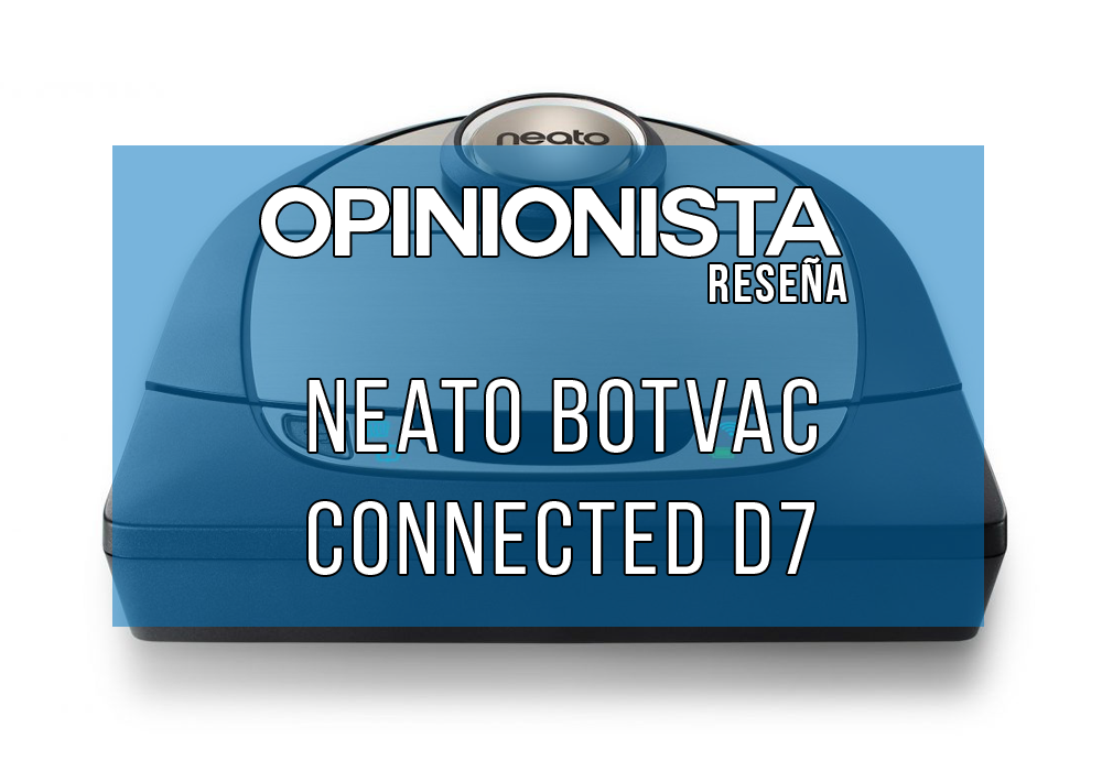 Neato Botvac Connected D7 Principal