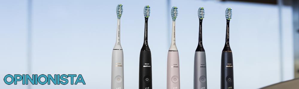 Sonicare DiamondClean Smart cepillo eléctrico ortodoncia colores