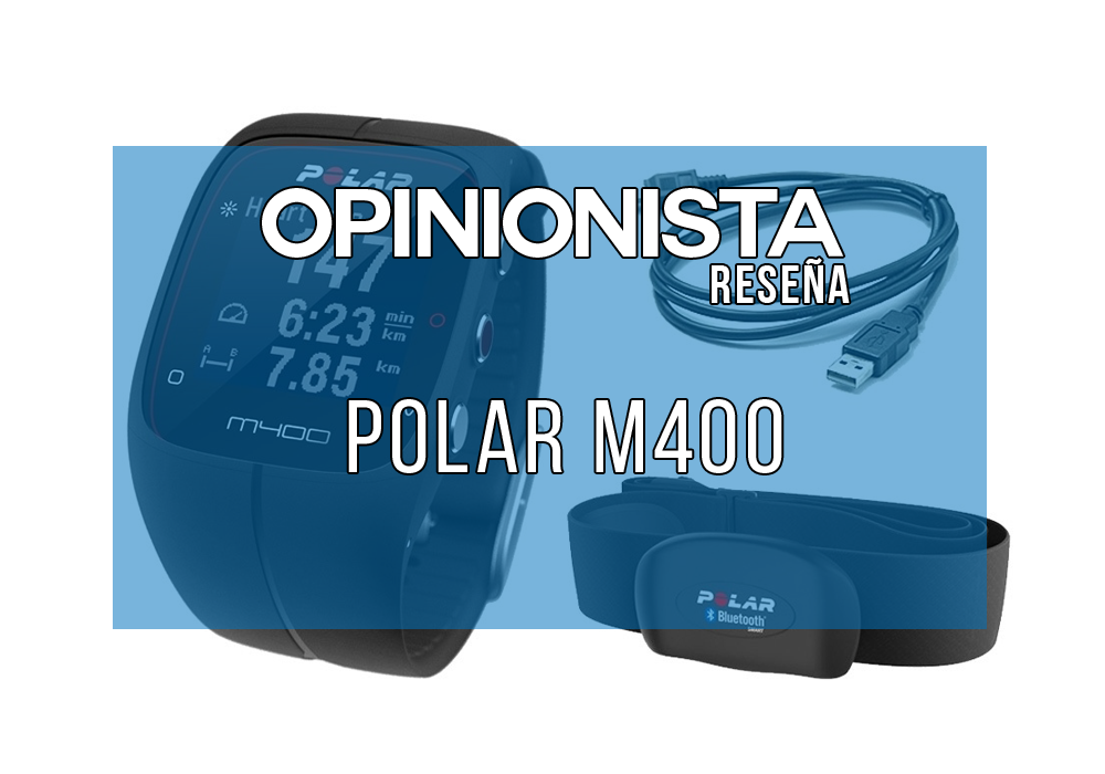 Polar M400 Principal