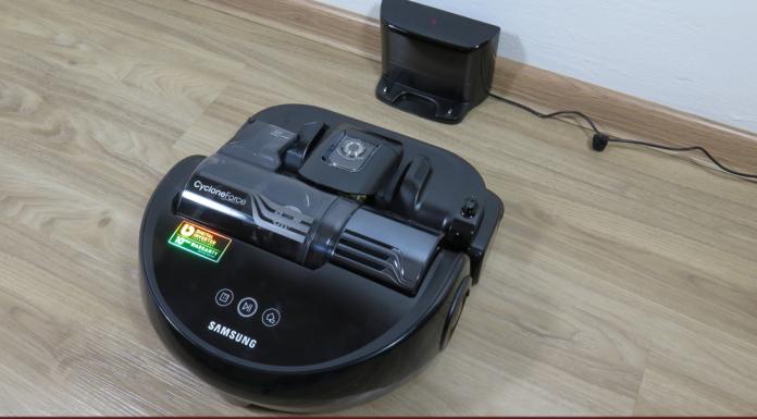 aspiradora robot samsung Destacado