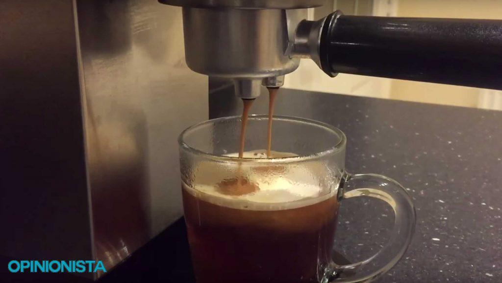 cafetera espresso italiana delonghi dedica cafe