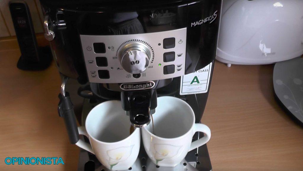 ECAM 22.110.SB cafetera espresso automática dos tazas