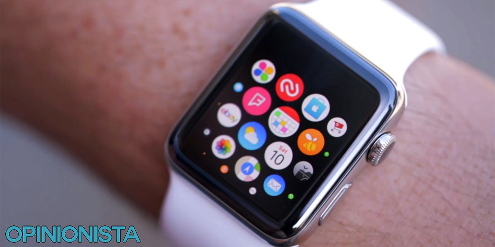 Apple Watch 2 smartwatch deportivo aplicaciones