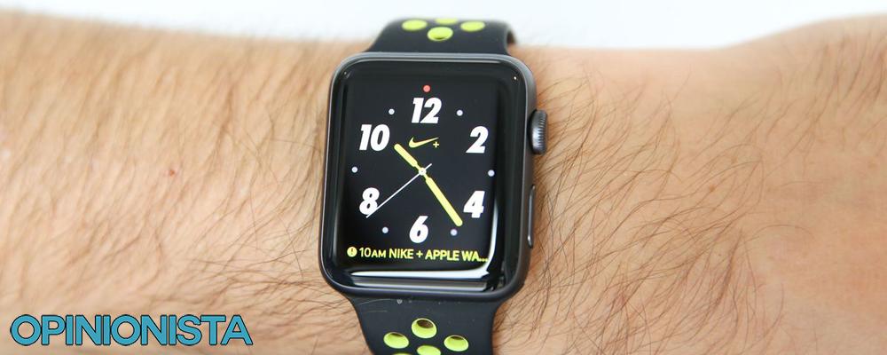 Apple Watch 2 smartwatch deportivo versión nike