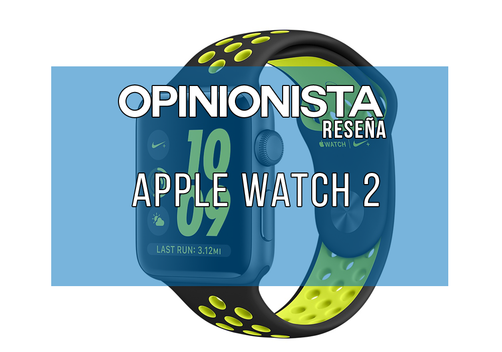 Apple Watch 2 smartwatch deportivo portada