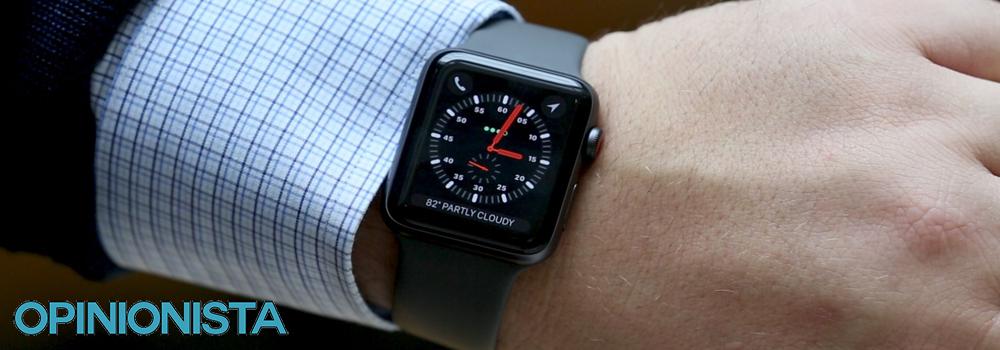 Apple Watch 3 reloj de natación 3