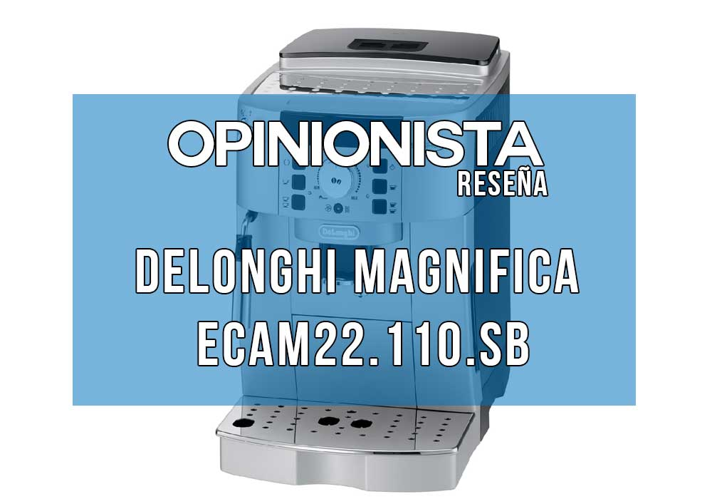 Delonghi-Magnifica-ECAM22.110.SB