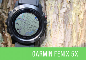 Garmin Fenix 5X reloj de montaña Destacada