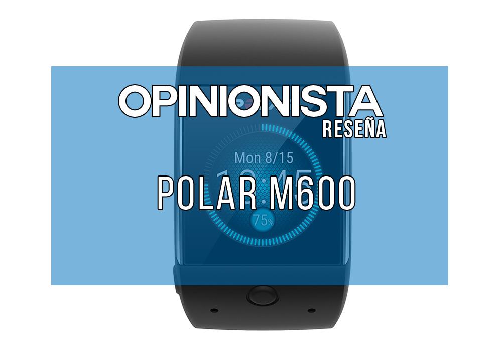 El Smartwatch barato Polar M600 principal