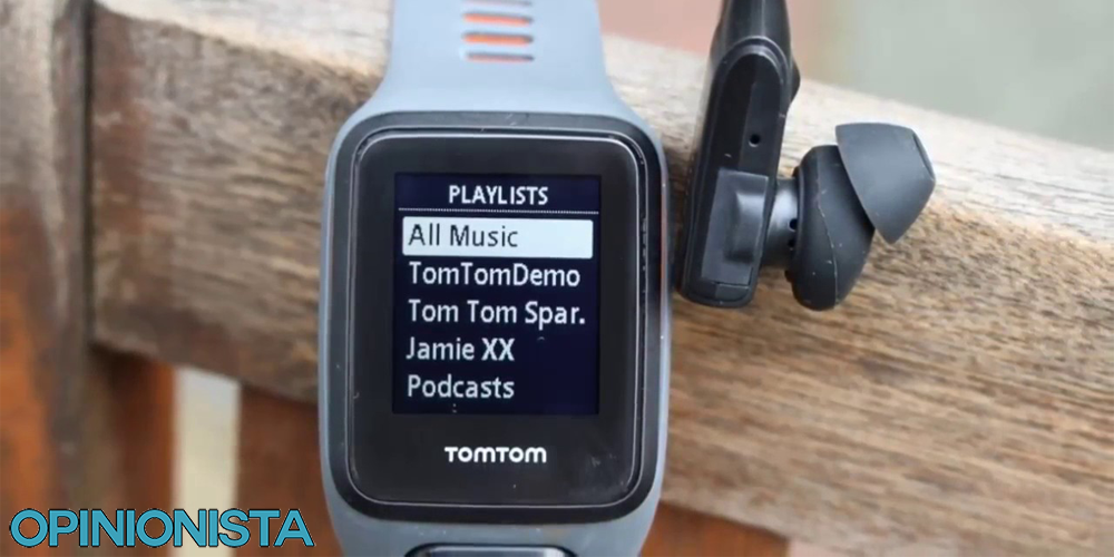 TomTom Spark 3 Auriculares