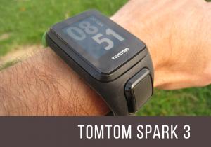 TomTom Spark 3 Destacada