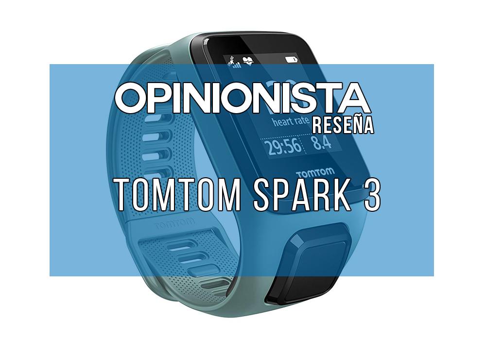 TomTom Spark 3 Principal