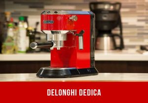 delonghi dedica rojo