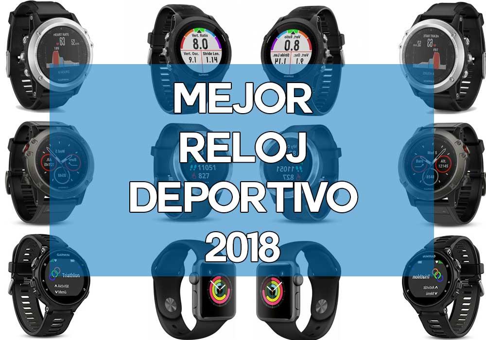 2c3320128f5f Mejor Reloj Multideporte 2018
