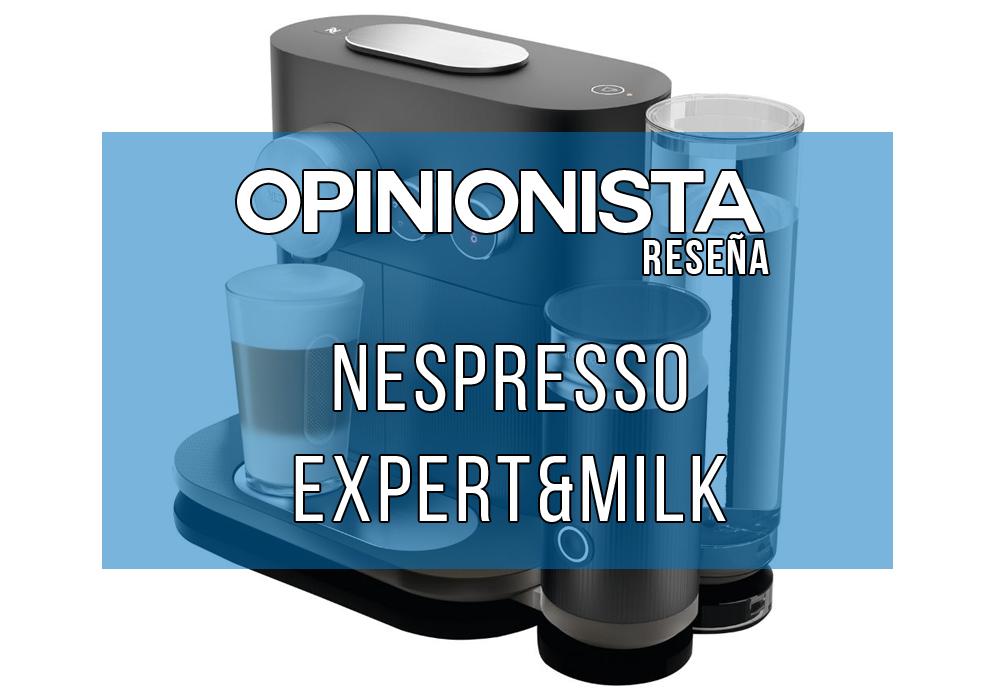 Nespresso Expert&Milkprincipal