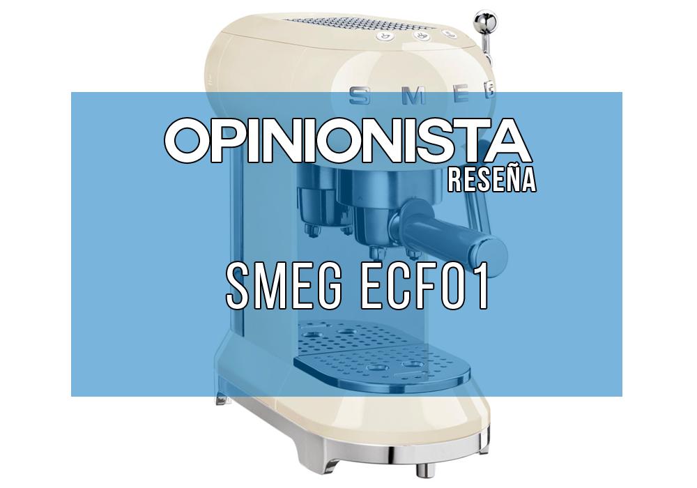 cafetera italiana eléctrica SMEG ECF01 Principal