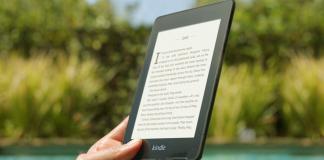 Amazon Kindle Paperwhite 2018 destacada