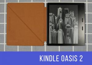 Kindle Oasis 2 Destacada