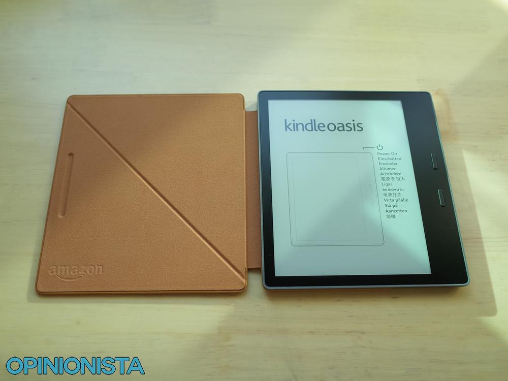 el mejor lector ebook Kindle Oasis 2