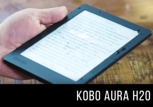 Kobo Aura H2O Destacado