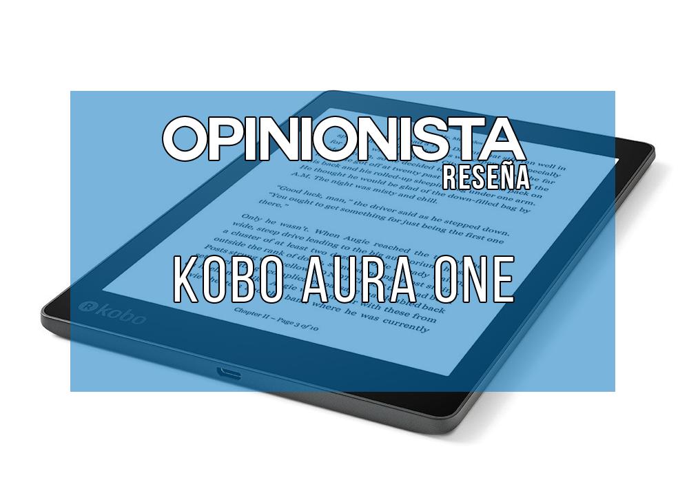 Libro electrónico Kobo Aura One Principal