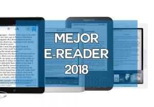 Mejor libro electrónico 2018