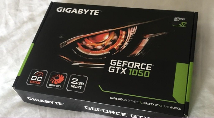 Nvidia GeForce GTX 1050 Destacada