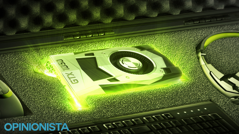 Nvidia GeForce GTX 1050 Ti tarjeta gráfica pc barata