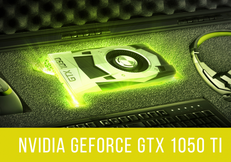 Nvidia GeForce GTX 1050 Ti Destacada