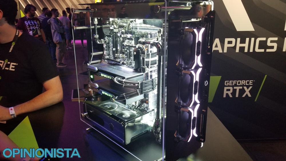Nvidia RTX 2080 Ti PC